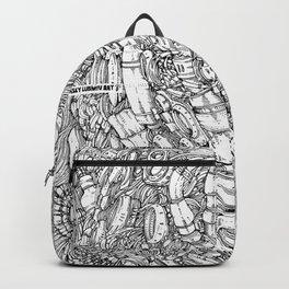 Mech Backpack