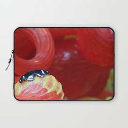 Beauty in Death Laptop Sleeve