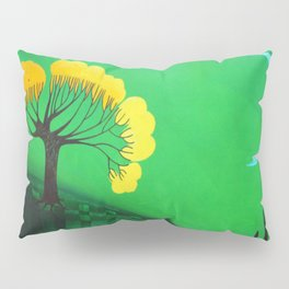 Nigh calm Pillow Sham