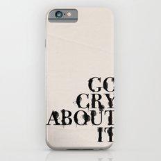 Cry iPhone 6s Slim Case