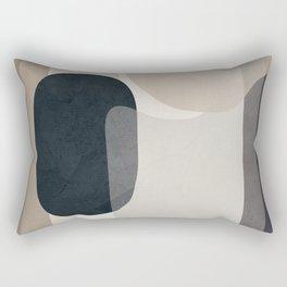 Abstract Geometric Art 52 Rectangular Pillow