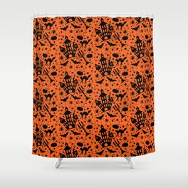 Halloween House Shower Curtain