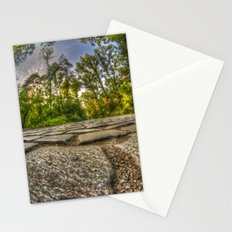 Stone woods Stationery Cards