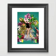 Cultivator Framed Art Print