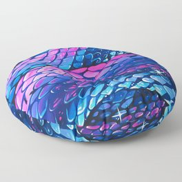Slither Floor Pillow