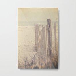 Memories of the Ocean Metal Print