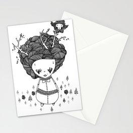 treegirl Stationery Cards