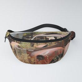 End of the Road Fanny Pack