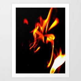 warmth Art Print