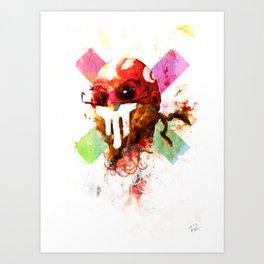 Banditos - Bohemian Art Print