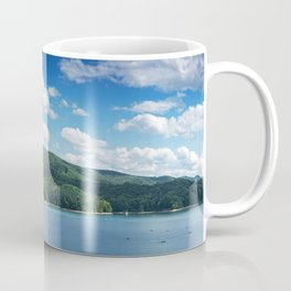 Lake Solina Coffee Mug