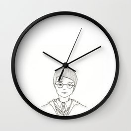 Harry PottA Wall Clock