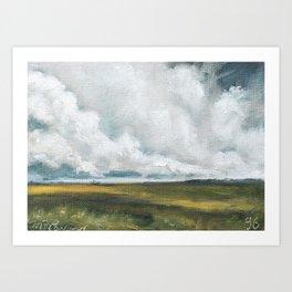 96/100 Art Print