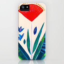Mandragola iPhone Case