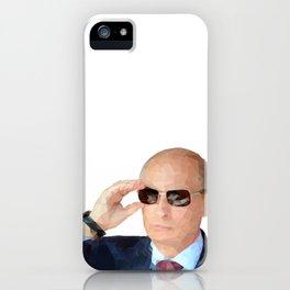 Mr. Putin iPhone Case