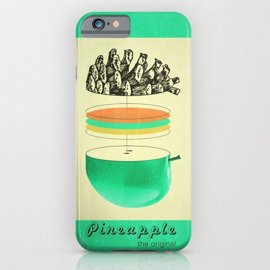 pineapple, the original iPhone & iPod Case