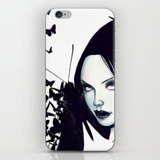 Butterflies 2.0 iPhone & iPod Skin