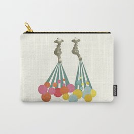 Soapsuds Carry-All Pouch