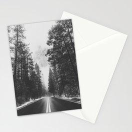 ROAD TRIP IV / Yosemite, California Stationery Cards