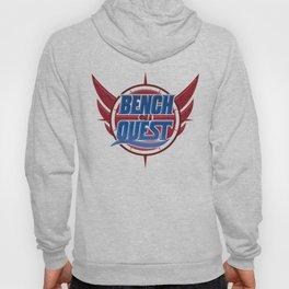 #BenchOnaQUEST Logo Apparel Hoody