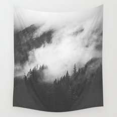 PNW Storm II Wall Tapestry