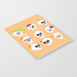 Silly Skulls Notebook