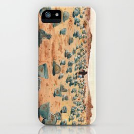 The Battlefield. iPhone Case