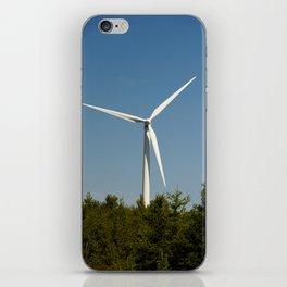 Wind Turbine iPhone Skin