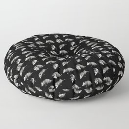 Possums Floor Pillow