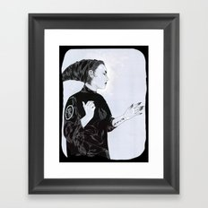 dokino Framed Art Print