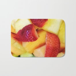 Tasty Fruit Bath Mat