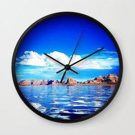 Lake Powell Wall Clock