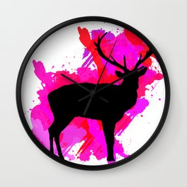EL Wall Clock