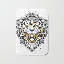 Gold Eyed Tiger Bath Mat