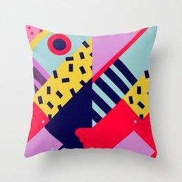 Noname Throw Pillow