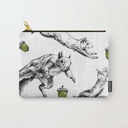 Oh, Nuts! Carry-All Pouch