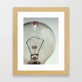 filamental, my dear watson... Framed Art Print