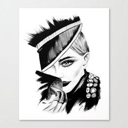 Diva Canvas Print