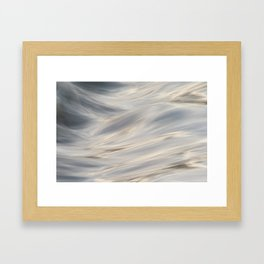 Gentle Movement Framed Art Print