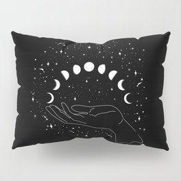 my moon phases Pillow Sham