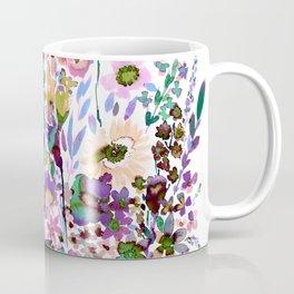 Scarlett Floral Pastel Coffee Mug