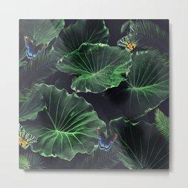 L&B Nature Colour Metal Print