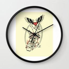 You Stole My Heart Wall Clock