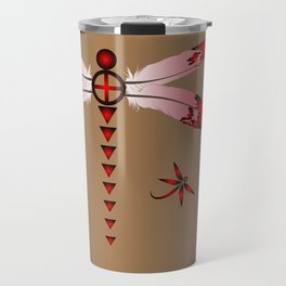 Dragonfly Travel Mug