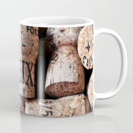 Cork of Champagne Coffee Mug