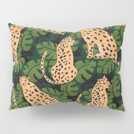 Cheetah Pattern Pillow Sham