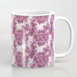 Hydrangea Pink Coffee Mug