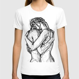 second hug T-shirt