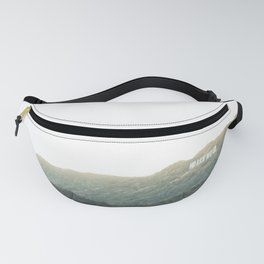 Travel photography A way to Hollywood II Fanny Pack
