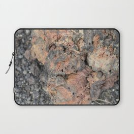 Iceland Rocks: Red Rhyolite Edition Laptop Sleeve